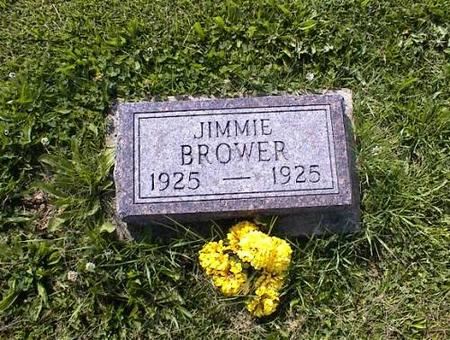 BROWER, JIMMIE - Appanoose County, Iowa | JIMMIE BROWER
