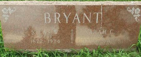 BRYANT, SILAS W. - Appanoose County, Iowa   SILAS W. BRYANT