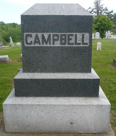 CAMPBELL, FAMILY - Appanoose County, Iowa | FAMILY CAMPBELL
