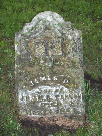 CANNON, JAMES D. - Appanoose County, Iowa | JAMES D. CANNON