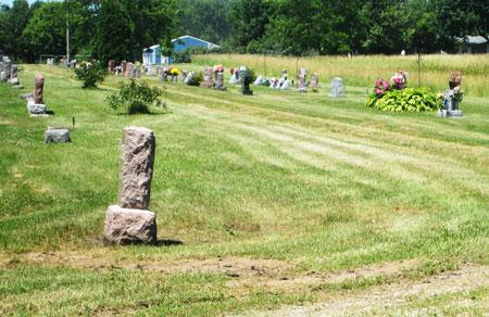 JEROME, CEMETERY - Appanoose County, Iowa   CEMETERY JEROME