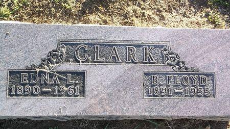 CLARK, EDNA L. - Appanoose County, Iowa | EDNA L. CLARK