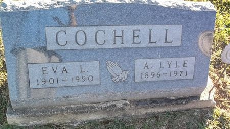COCHELL, A. LYLE - Appanoose County, Iowa | A. LYLE COCHELL