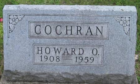 COCHRAN, HOWARD O. - Appanoose County, Iowa | HOWARD O. COCHRAN