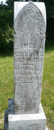 COLLINS, JAMES M. - Appanoose County, Iowa | JAMES M. COLLINS
