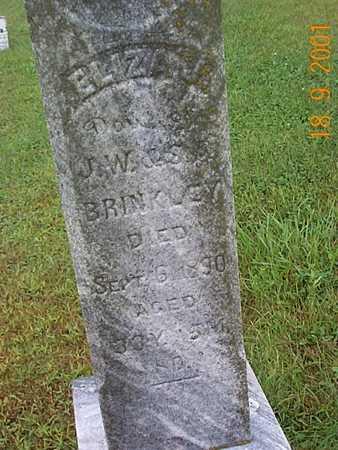 BRINKLEY CONDRA, ELIZA - Appanoose County, Iowa | ELIZA BRINKLEY CONDRA