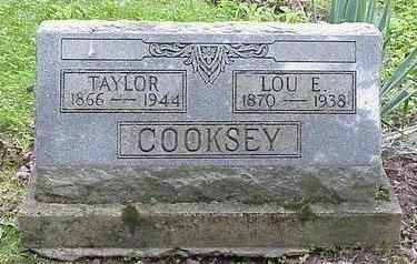 SCHREY COOKSEY, LOUISE (LOU) - Appanoose County, Iowa | LOUISE (LOU) SCHREY COOKSEY