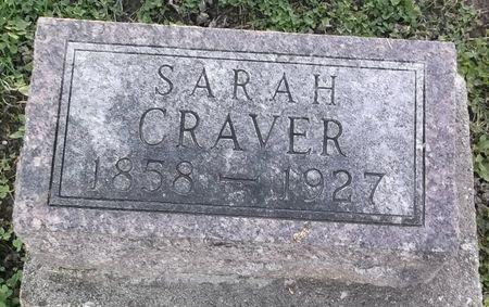CRAVER, SARAH - Appanoose County, Iowa | SARAH CRAVER