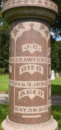 CRAWFORD, J. C. - Appanoose County, Iowa | J. C. CRAWFORD