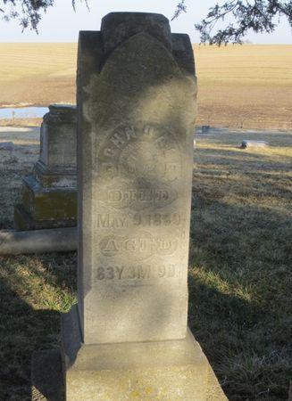 DALE, JOHN - Appanoose County, Iowa   JOHN DALE