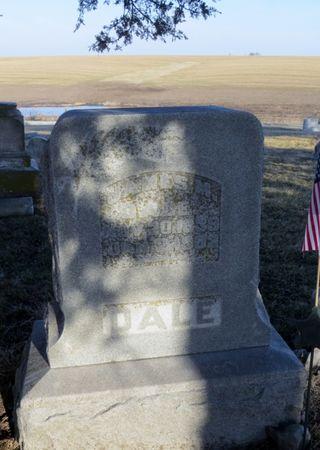 DALE, JAMES M. - Appanoose County, Iowa   JAMES M. DALE