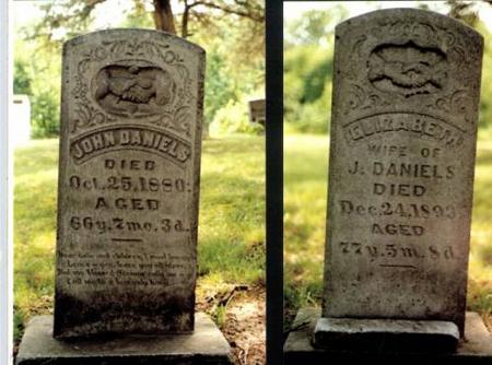 DANIELS, JOHN - Appanoose County, Iowa | JOHN DANIELS