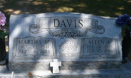 DAVIS, ALLEN A. - Appanoose County, Iowa | ALLEN A. DAVIS