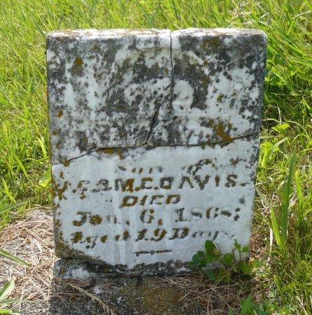 DAVIS, HENRY A. - Appanoose County, Iowa | HENRY A. DAVIS