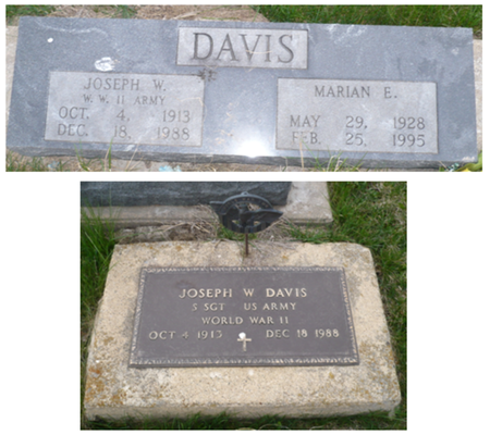 DAVIS, MARIAN E. - Appanoose County, Iowa | MARIAN E. DAVIS