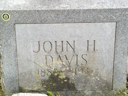 DAVIS, JOHN H. - Appanoose County, Iowa | JOHN H. DAVIS