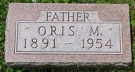 DAVIS, ORIS MARION - Appanoose County, Iowa | ORIS MARION DAVIS