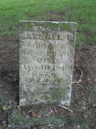 DAVIS, RACHAEL R. - Appanoose County, Iowa   RACHAEL R. DAVIS