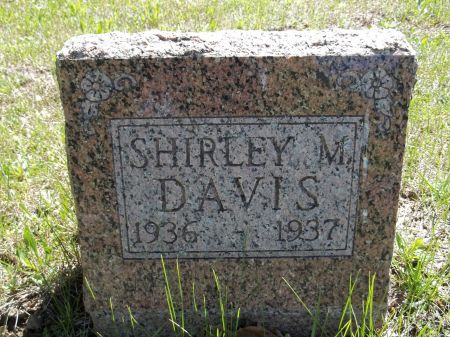 DAVIS, SHIRLEY M. - Appanoose County, Iowa | SHIRLEY M. DAVIS