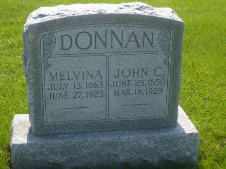 DONNAN, JOHN C. - Appanoose County, Iowa | JOHN C. DONNAN