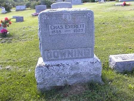 DOWNING, CHARLES EVERETT - Appanoose County, Iowa | CHARLES EVERETT DOWNING