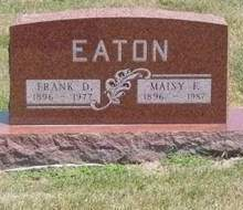 DERBY EATON, MAISIE F. - Appanoose County, Iowa | MAISIE F. DERBY EATON