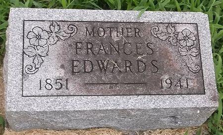 EDWARDS, FRANCES - Appanoose County, Iowa | FRANCES EDWARDS
