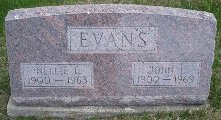 EVANS, JOHN L. - Appanoose County, Iowa | JOHN L. EVANS