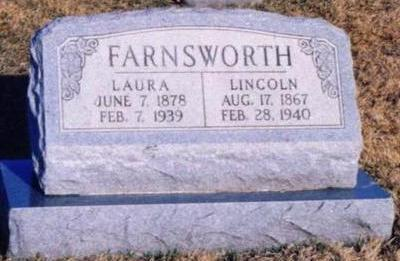 FARNSWORTH, ABRAHAM LINCOLN - Appanoose County, Iowa | ABRAHAM LINCOLN FARNSWORTH