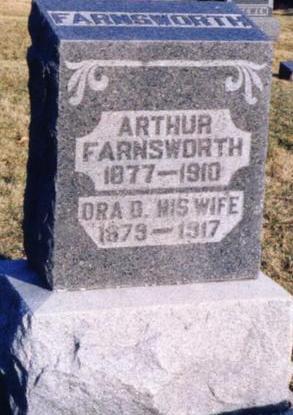 FARNSWORTH, DAVID ARTHUR