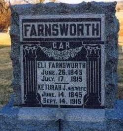 FARNSWORTH, ELI - Appanoose County, Iowa | ELI FARNSWORTH
