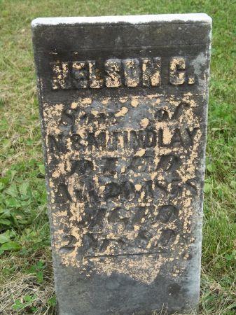 FINDLAY, NELSON C. - Appanoose County, Iowa | NELSON C. FINDLAY