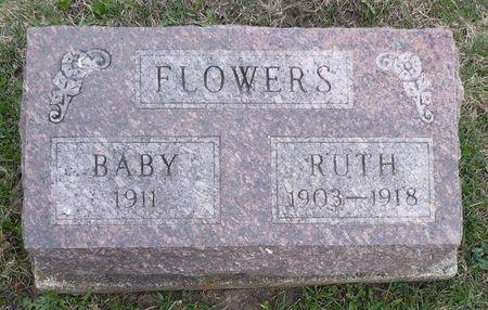 FLOWERS, RUTH - Appanoose County, Iowa   RUTH FLOWERS