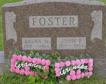 BOYER FOSTER, BASHA M. - Appanoose County, Iowa | BASHA M. BOYER FOSTER
