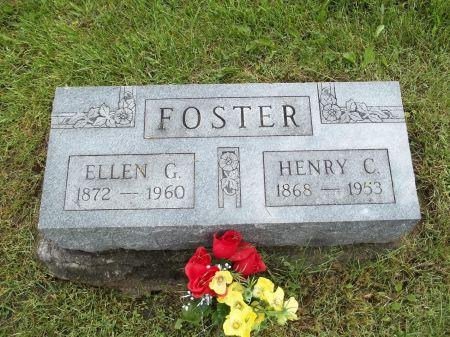 FOSTER, ELLEN G. - Appanoose County, Iowa   ELLEN G. FOSTER