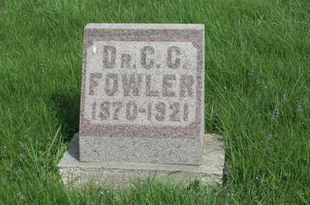 FOWLER, C.C.   DR. - Appanoose County, Iowa | C.C.   DR. FOWLER