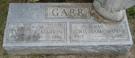 MARVIN GARR, EVALENA - Appanoose County, Iowa | EVALENA MARVIN GARR