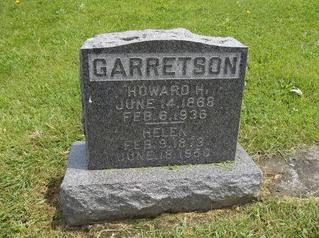 GARRETSON, HELEN - Appanoose County, Iowa | HELEN GARRETSON