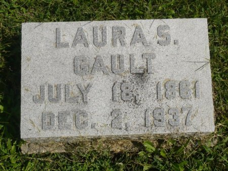 GAULT, LAURA S. - Appanoose County, Iowa | LAURA S. GAULT