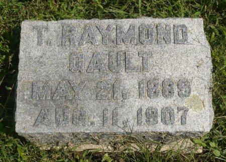 GAULT, T. RAYMOND - Appanoose County, Iowa | T. RAYMOND GAULT