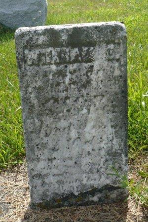 GLASER, WILLIAM E. - Appanoose County, Iowa | WILLIAM E. GLASER