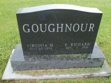 GOUGHNOUR, P. RICHARD - Appanoose County, Iowa | P. RICHARD GOUGHNOUR