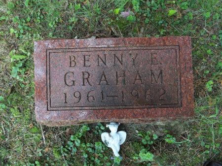 GRAHAM, BENNY E. - Appanoose County, Iowa | BENNY E. GRAHAM