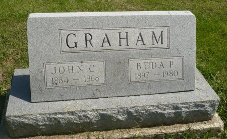 GRAHAM, BEDA F. - Appanoose County, Iowa | BEDA F. GRAHAM