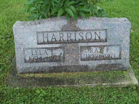 HARRISON, LELA L. - Appanoose County, Iowa | LELA L. HARRISON