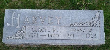 HARVEY, FRANZ W. - Appanoose County, Iowa | FRANZ W. HARVEY