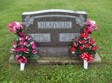 HEAIVILIN, ALETHA MADGE - Appanoose County, Iowa | ALETHA MADGE HEAIVILIN