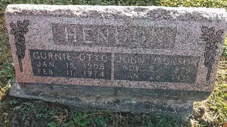 HENDON, JOHN JACKSON - Appanoose County, Iowa | JOHN JACKSON HENDON