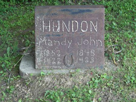HENDON, MANDY - Appanoose County, Iowa | MANDY HENDON