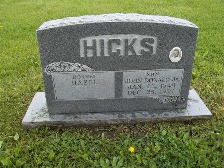 HICKS, JOHN DONALD JR. - Appanoose County, Iowa | JOHN DONALD JR. HICKS
